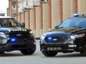 Ford Police Interceptors Winning Michigan State Tests