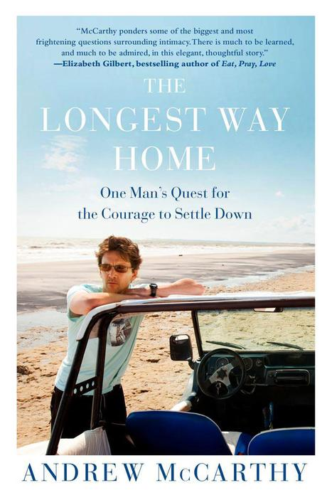 Andrew McCarthy Brings The Longest Way Home to Book Passage