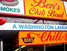 Ben's Chilli Bowl, Washington D.C.
