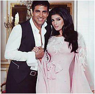 Baby Girl For Akshay and Twinkle