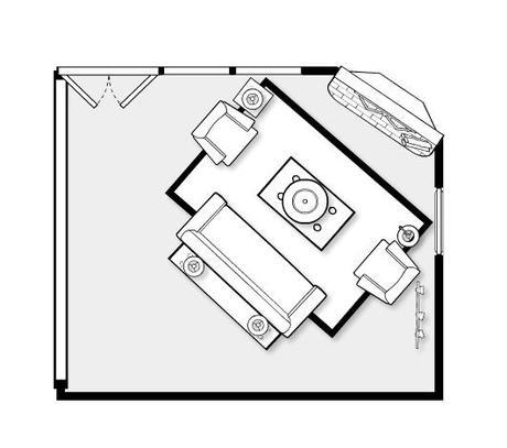 Interior designer Christine Fife answers reader conundrum: Help decorate a log cabin living room