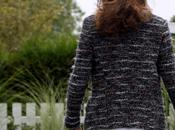 Tweed/boucle Monty Jacket