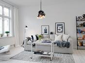 White Gray Apartment