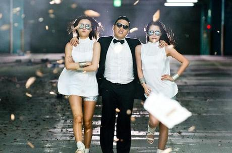 gangnam style - bow ties are cool