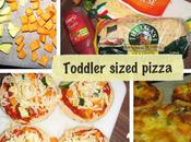 {Recipe} Toddler Sized Pizza