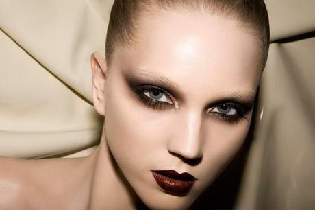Fall Runway Makeup Trends 2012