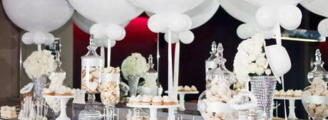 White Party by Decor by Yael Event Planner & Party Stylist