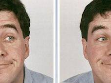 Would Recognize Yourself With Completely Symmetrical Face?