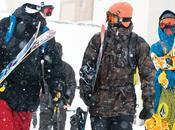 Keep Warm Skiing