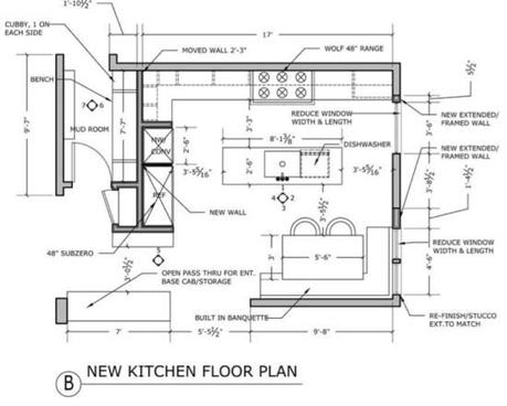 Renovating A Kitchen With A Custom Range Hood Paperblog