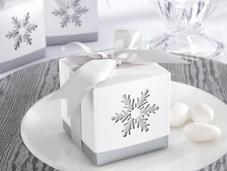 Favor Ideas Winter Wedding