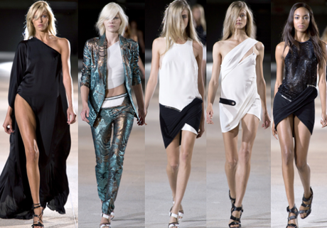 Paris Fashion Week SS'13: Days 1 & 2