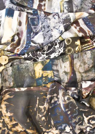 REBECCA HENNIGAN These are the beautiful and unique scarves...
