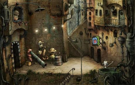 S&S; Indie Review: Machinarium