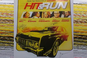 movie review hit and run paperblog