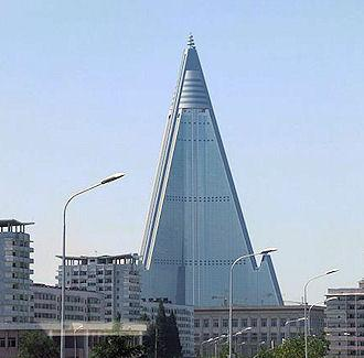 Inside North Korea's 'Hotel Of Doom'