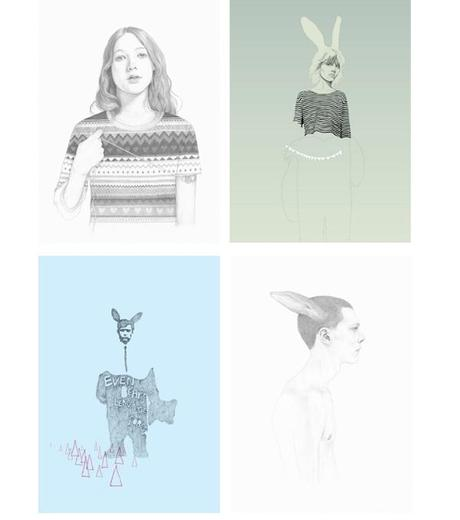 Denise Nestor, illustrations