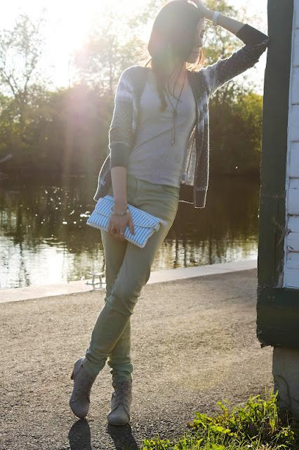 OOTD: Autumn By The Lake / Moving To Toronto!
