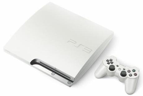Sony's White PS3 Slim Exclusive to GAME