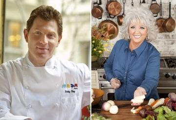 Butter Dreams Come True: Meet and Eat with Paula Deen and Bobby Flay