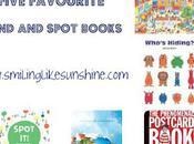 Favourite Find Spot Books {The Children's Bookshelf}