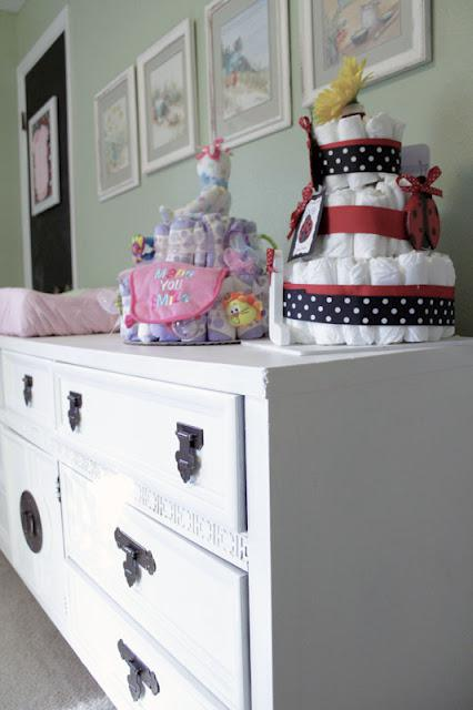 The Big Reveal: Lucy June's Nursery!