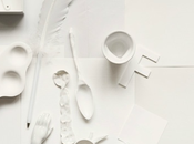 Interior Design Collage: Black White