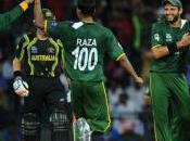 Saeed Ajmal Spins Pakistan 32-run Victory Must-win Game