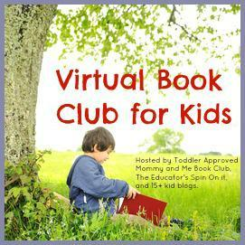 October Virtual Book Club for Kids