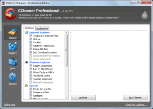 CCLEANER PROFESSIONAL EDITION FOR FREE (CR@CK)