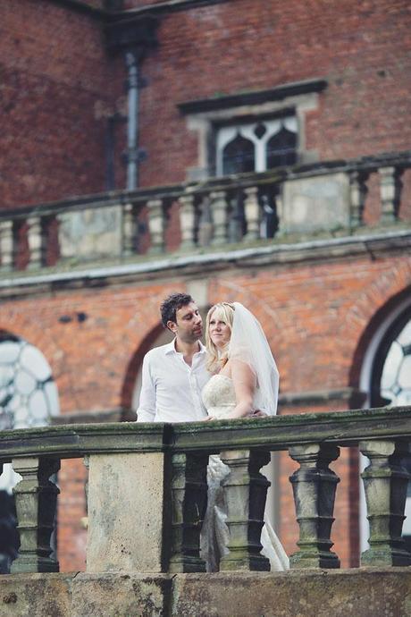 Vintage wedding Thrumpton Hall Lifeline Photography (21)