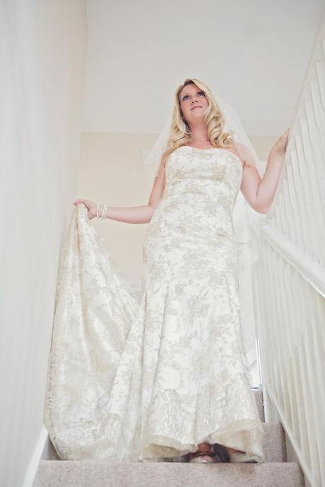 Vintage wedding Thrumpton Hall Lifeline Photography (7)
