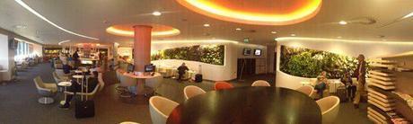 Skyteam Business Lounge: Heathrow London