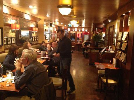 Garfunkel's London: Everybody's Favorite but Surely not Mine