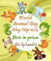 World Animal Day Blog Hop - Children's Books
