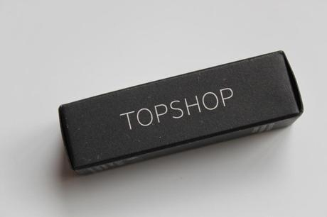 Topshop Lipstick in Infrared