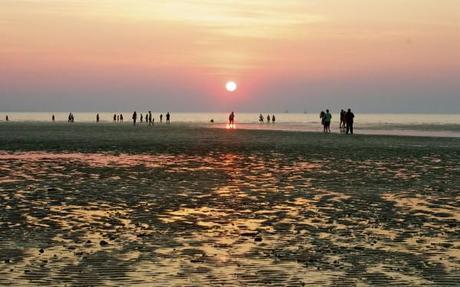 Mindil Beach Sunset Market in Darwin, Northern Territory, Australia