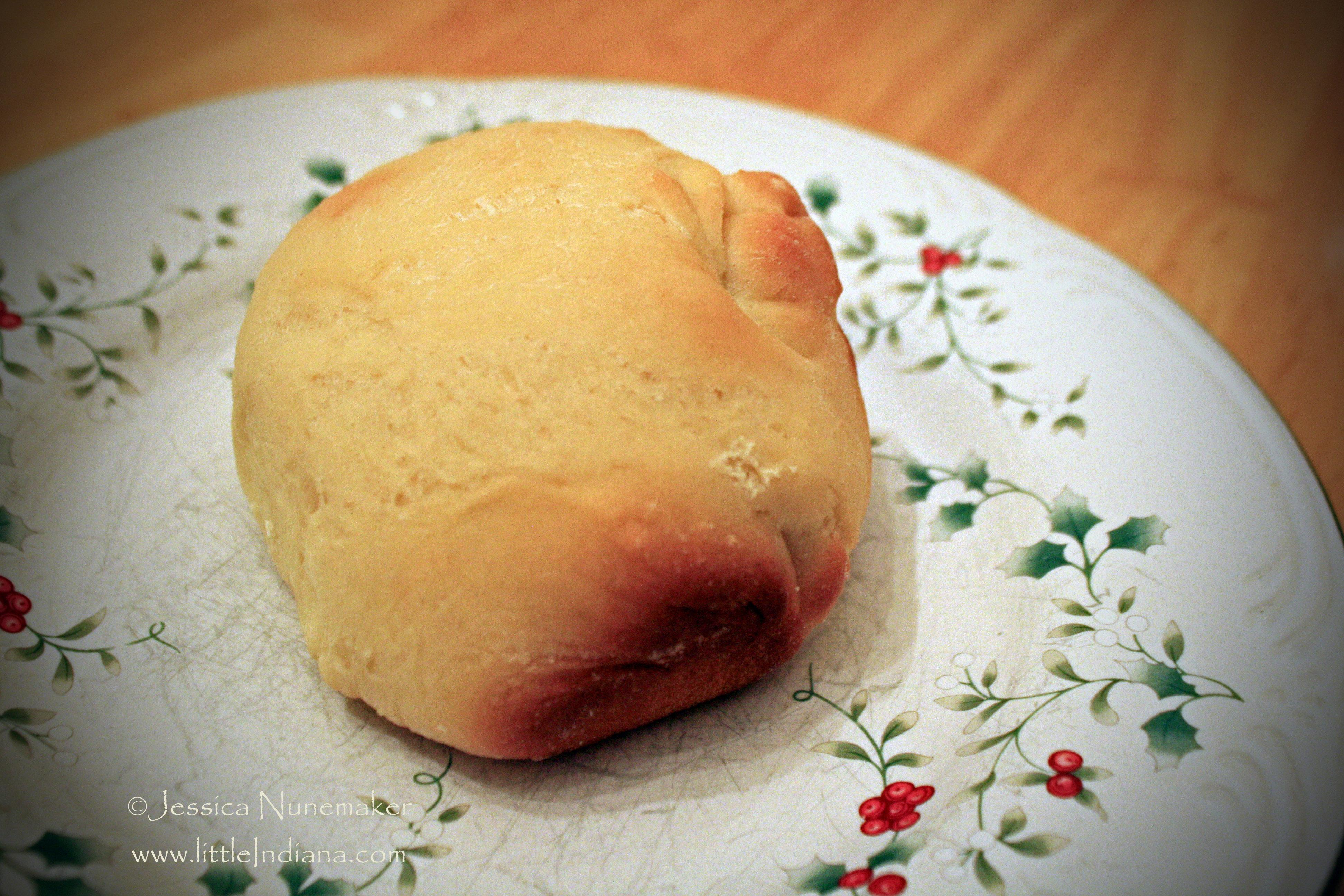 Dinner Rolls: No Bread Machine Required