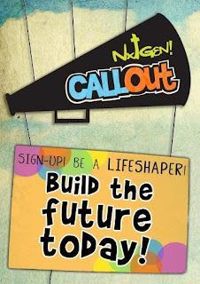 Lifeshapers assemble!  Let's give the kids another great time in church!!