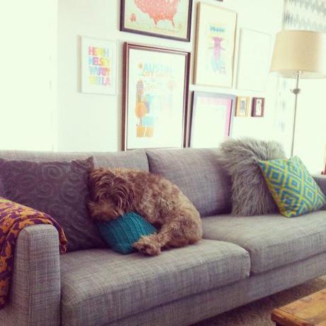 Sofa, so good.