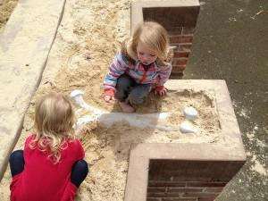 My little archaeologists