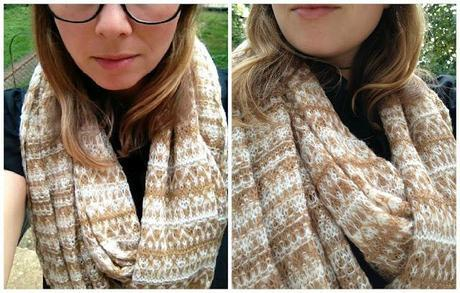 Wrap up! FRAAS Infinity Scarf