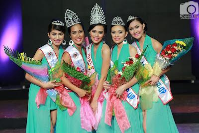 Miss Iligan 2012 Winners