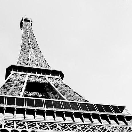 THE EIFFEL TOWER AS I SAW IT !!!