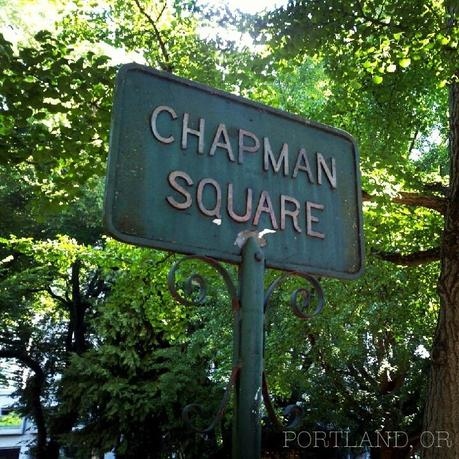 This One's For The Ladies! Chapman Square, Portland
