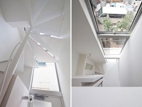 Attic House by Be-fun design