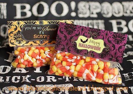 FPF:  Halloween Goodie Bags