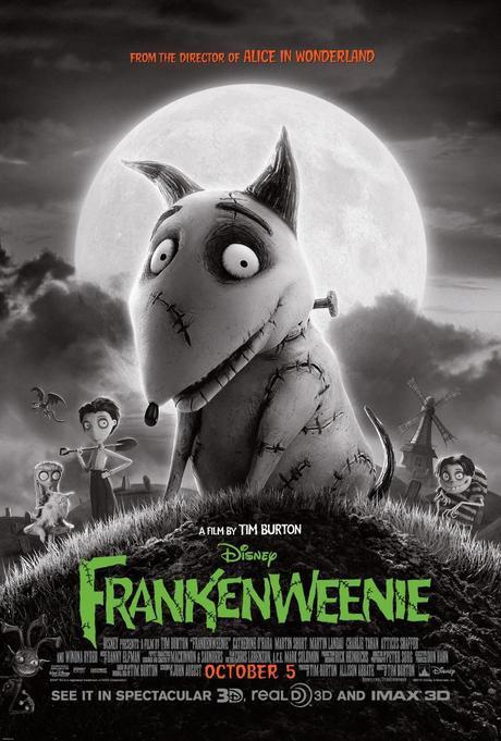Movie Review: Frankenweenie in 3D