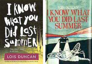 a review of the book i know what you did last summer by lois duncan Guilt trip by anne cassidy has a lot of similarities to the premise and characters of i know what you did last summer you can read more book reviews or buy i know what you did last summer by lois duncan at amazoncouk you can read more book reviews or buy i know what you did last summer.
