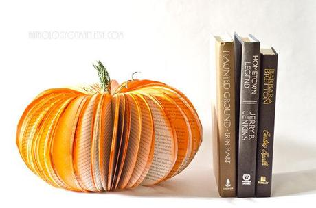 Book-Inspired Halloween Decorations!